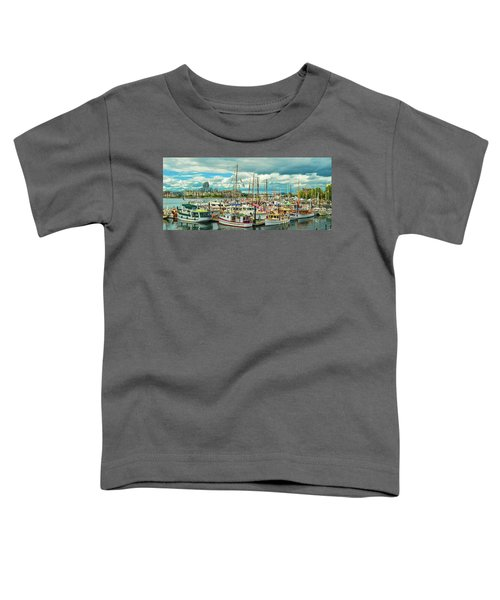 Victoria Harbor 1 Toddler T-Shirt