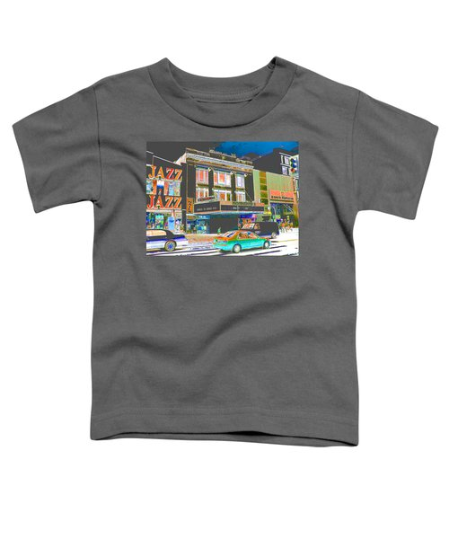 Victoria Theater 125th St Nyc Toddler T-Shirt