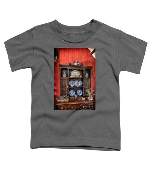 Victorian Dresser  Toddler T-Shirt