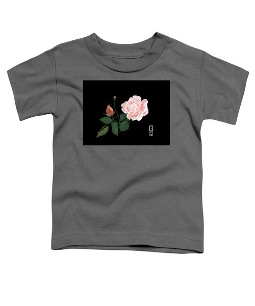 Victorian Rose Toddler T-Shirt