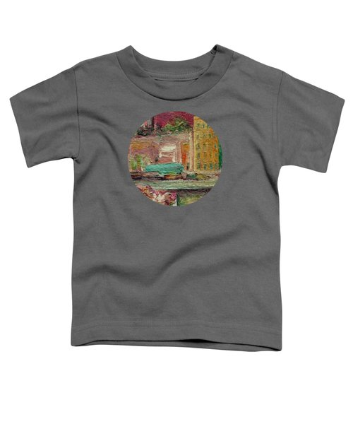 View From A Balcony Toddler T-Shirt