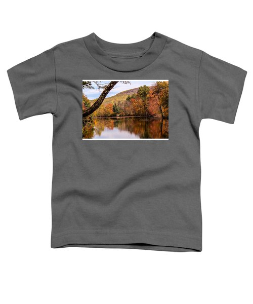 View From Manhan Rail Trail Toddler T-Shirt