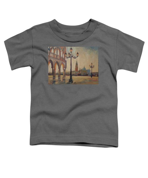 View From The Doge Palace Toddler T-Shirt