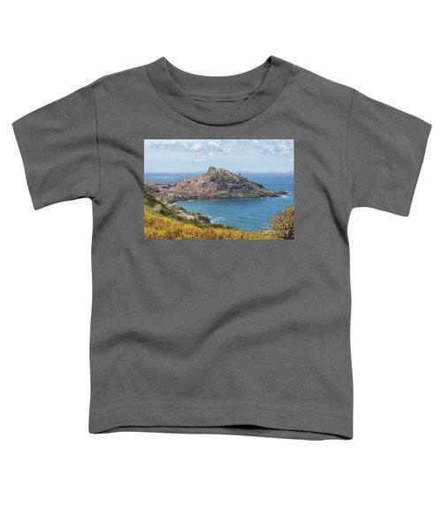View On Castelsardo Toddler T-Shirt