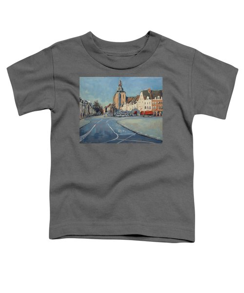 View To Boschstraat Maastricht Toddler T-Shirt