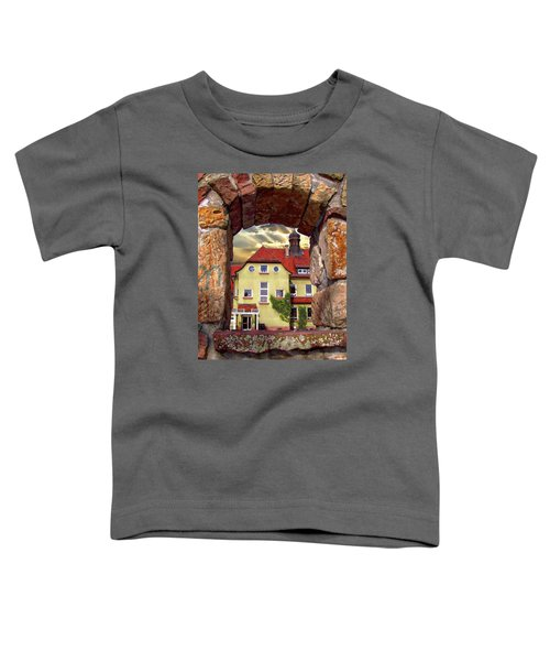 View To The Past Toddler T-Shirt