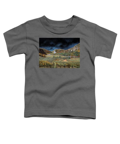 Vigne Nella Notte Toddler T-Shirt