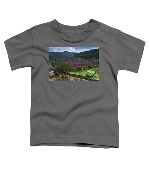 Village Of Joy Toddler T-Shirt