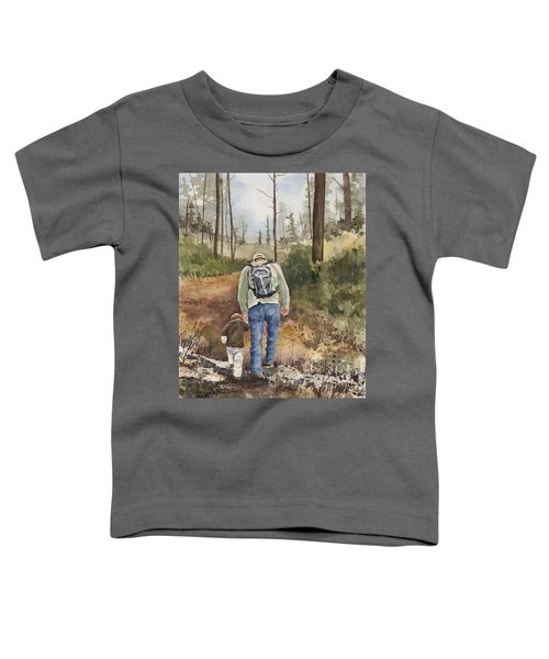 Vince And Sam Toddler T-Shirt