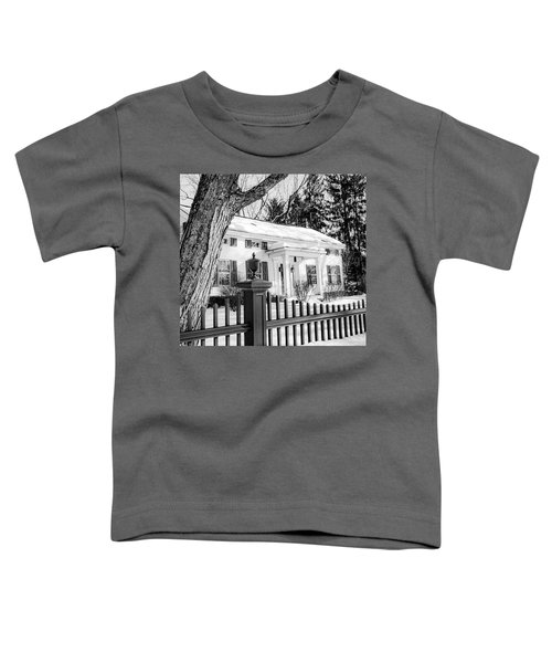 Vintage Classic Toddler T-Shirt