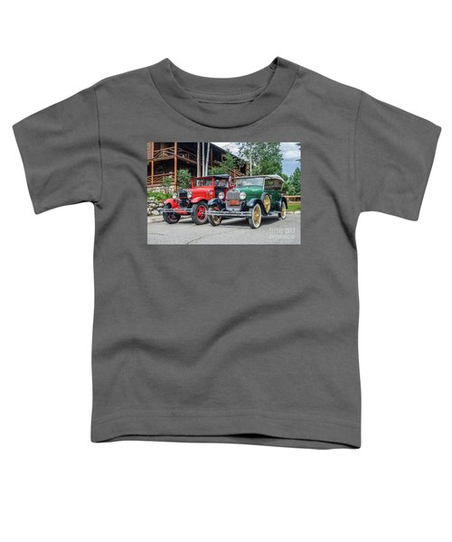 Vintage Ford's Toddler T-Shirt