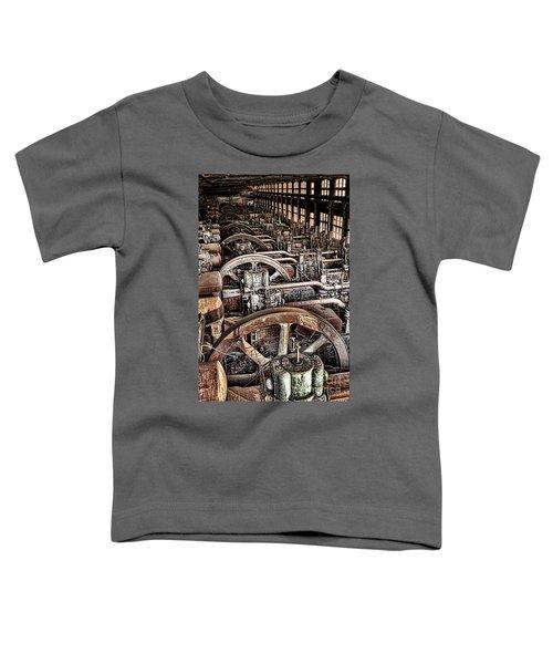 Vintage Machinery Toddler T-Shirt