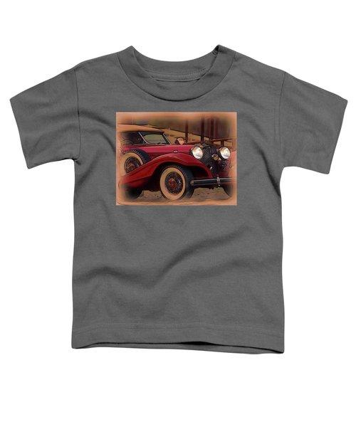 Vintage Mercedes Toddler T-Shirt
