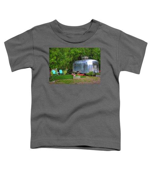 Vintage Trailer Toddler T-Shirt