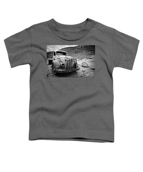 Vintage Truck Toddler T-Shirt