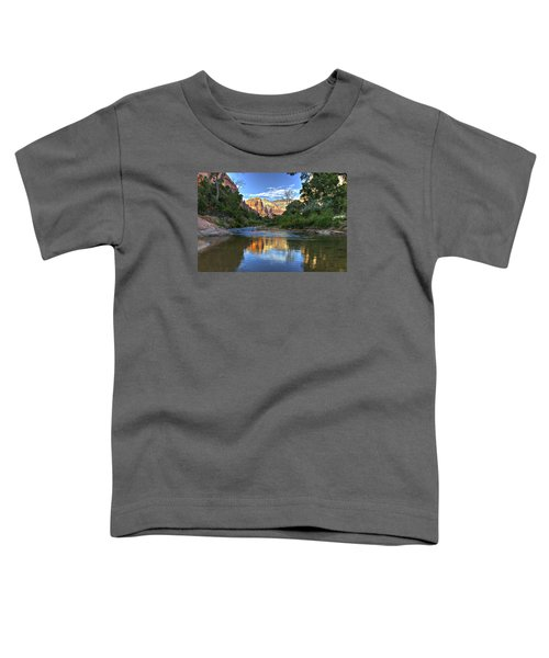 Virgin River Toddler T-Shirt
