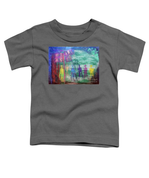 Visions Of Future Beings Toddler T-Shirt