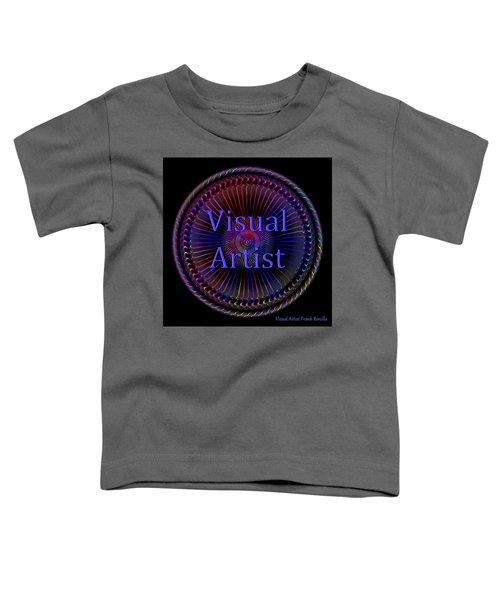 Visual Artist   Toddler T-Shirt