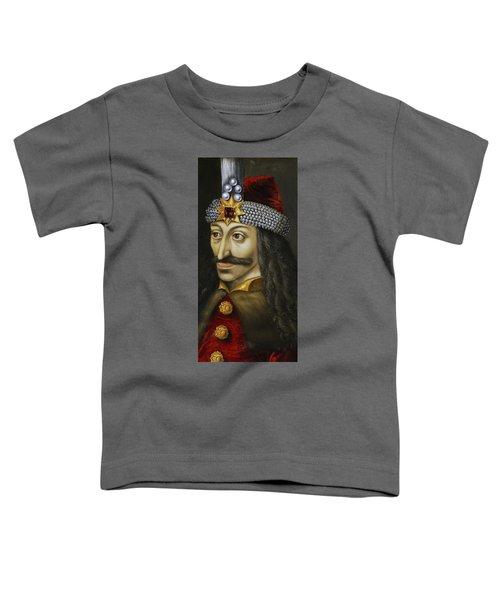 Vlad The Impaler Toddler T-Shirt