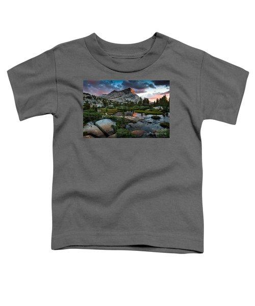 Vogelsang Peak Toddler T-Shirt