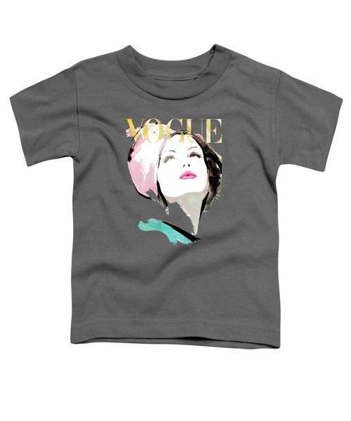 Vogue 3 Toddler T-Shirt