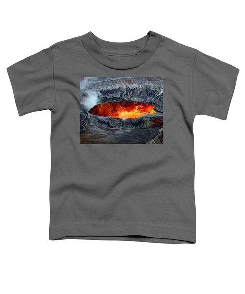 Volcanic Eruption Toddler T-Shirt