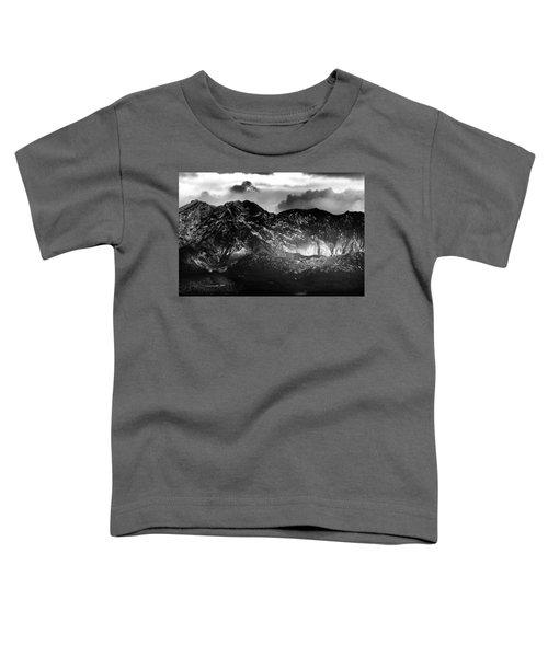 Volcano Toddler T-Shirt