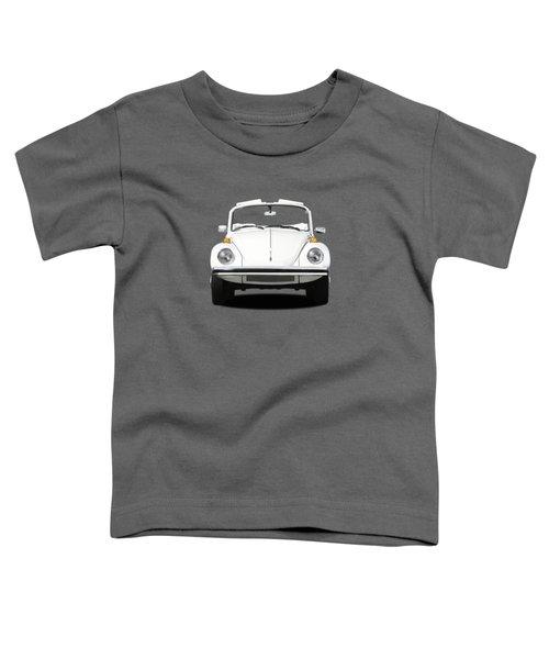 Volkswagen Beetle Toddler T-Shirt