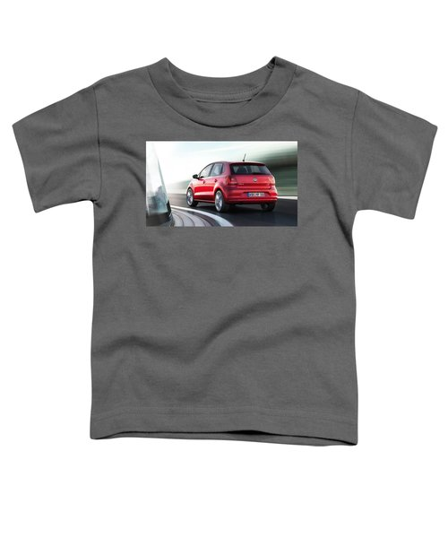 Volkswagen Polo Toddler T-Shirt
