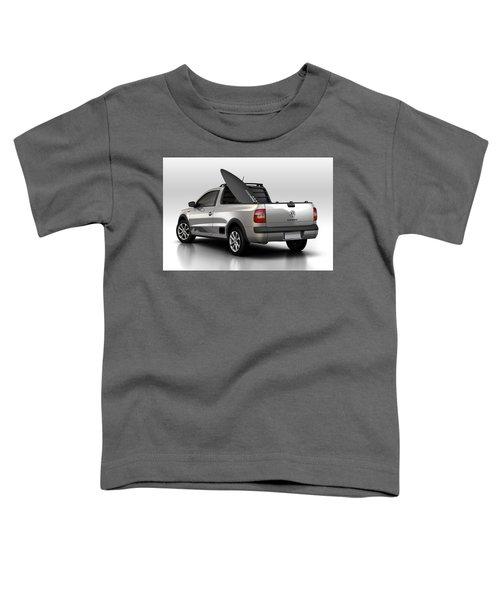 Volkswagen Saveiro Toddler T-Shirt