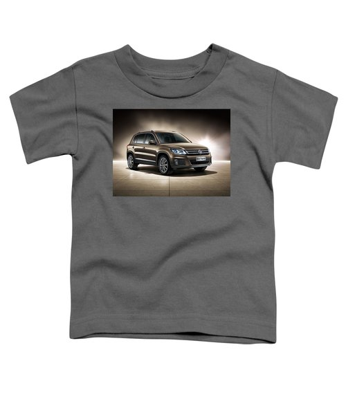 Volkswagen Tiguan Toddler T-Shirt