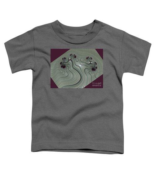 Vrksasana Toddler T-Shirt