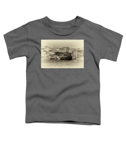 Wadi Al-sebua Antiqued Toddler T-Shirt