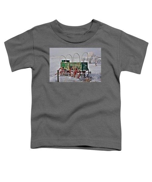 Wagon Toddler T-Shirt