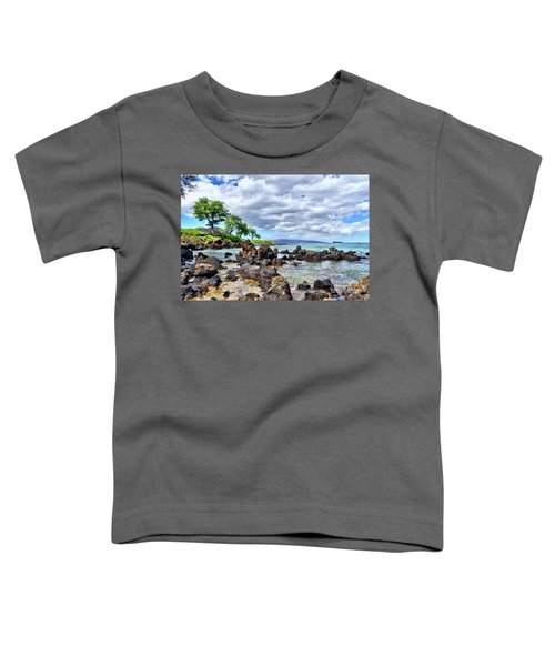 Wailea Beach #2 Toddler T-Shirt