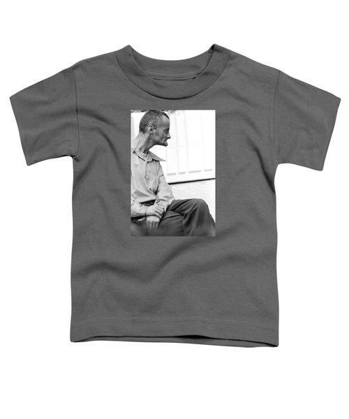 Waiting Toddler T-Shirt