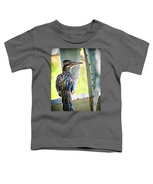 Waiting  Toddler T-Shirt by Saija  Lehtonen