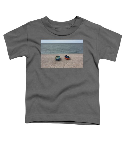 Waiting To Go To Sea Toddler T-Shirt