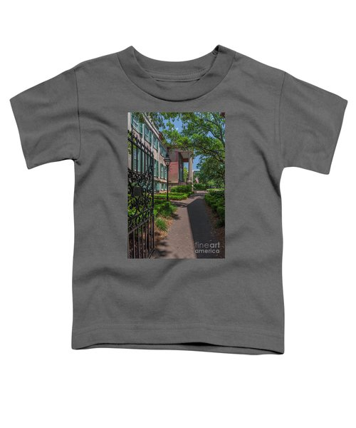 Walk With Me Toddler T-Shirt