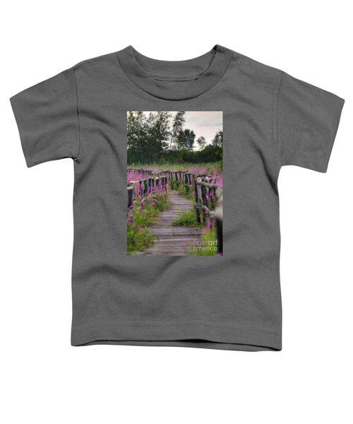 Walking In Magic... Toddler T-Shirt