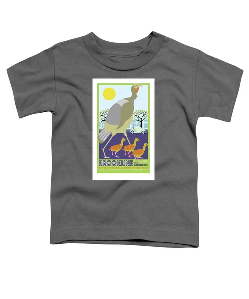 Walking Tours Toddler T-Shirt