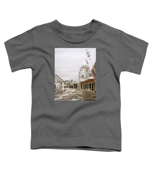 Walkway To The Arcade Toddler T-Shirt