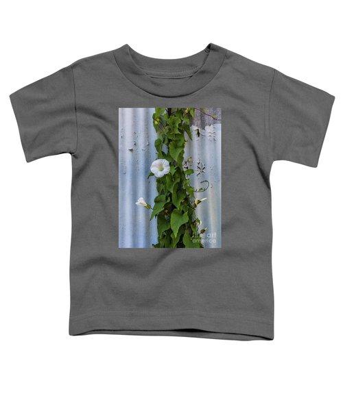 Wall Flower Toddler T-Shirt