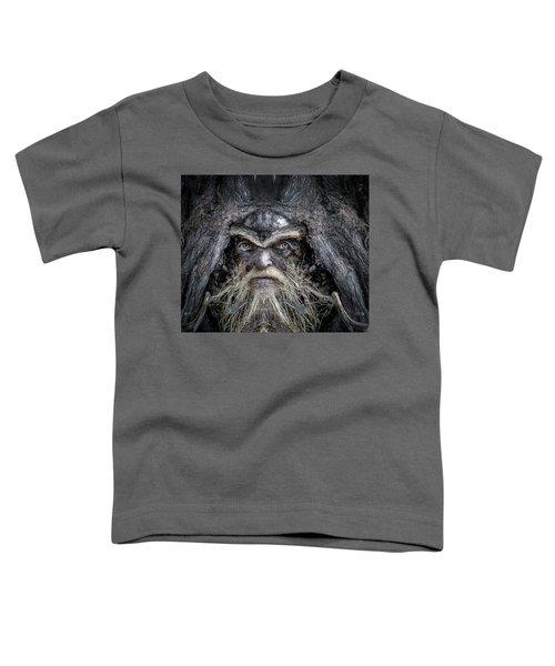 Wally Woodfury Toddler T-Shirt