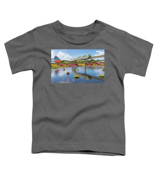Walt Disney World Epcot Flower Festival Toddler T-Shirt