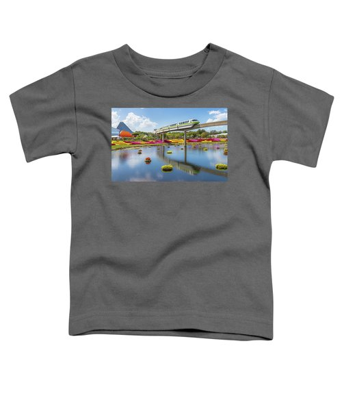 Walt Disney World Epcot Flower Festival Toddler T-Shirt