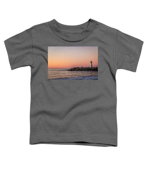 Walton At Sunset Toddler T-Shirt
