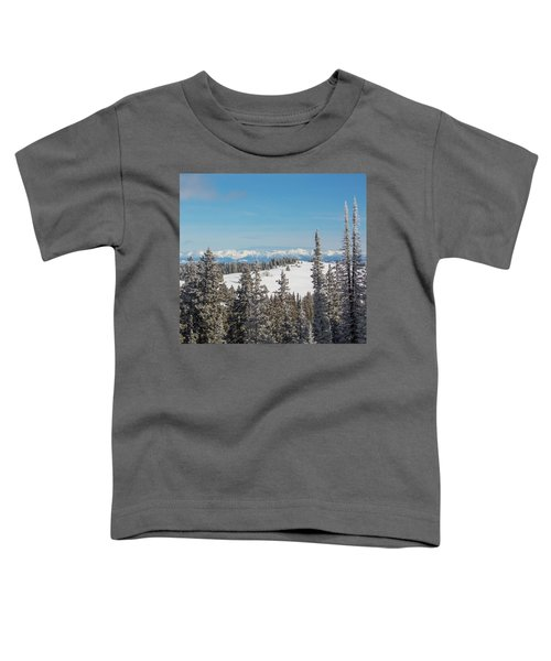 Walton Peak  Toddler T-Shirt