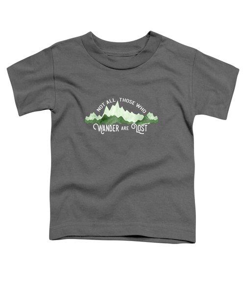 Wander Toddler T-Shirt