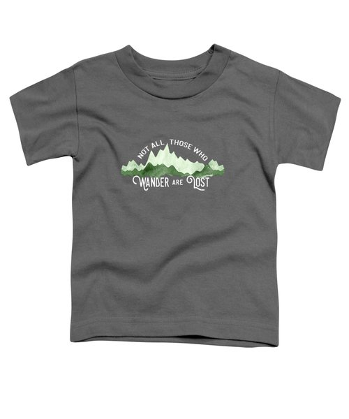 Wander Toddler T-Shirt